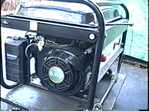HOW TO Easily Start  Your Generator (Chinese Honda Clone) After Many Months In Storage