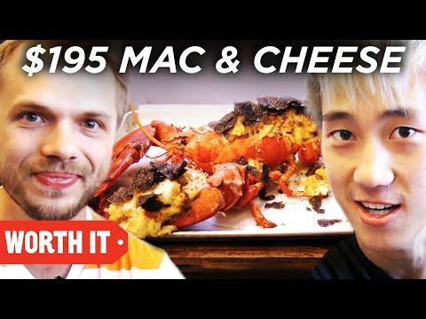 $3 Mac 'N' Cheese Vs. $195 Mac 'N' Cheese
