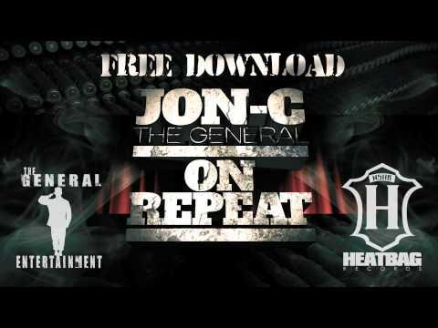 HEATBAG RECORDS  - ON REPEAT - JON-C