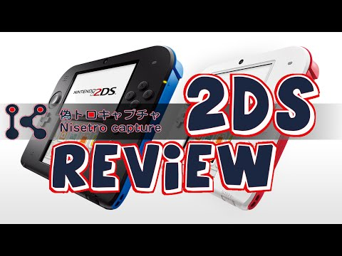 2DS/3DS Capture Card Review *Katsukity*