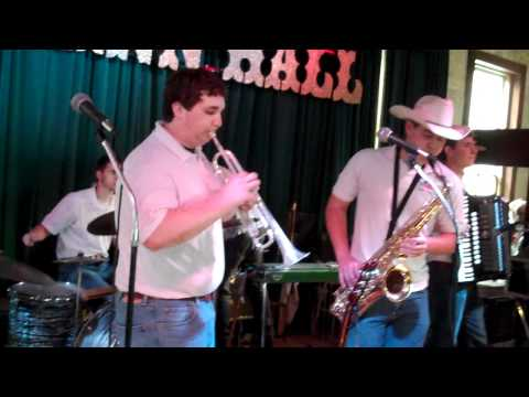 THE MORAVIANS POLKA BAND - SCHULENBURG, TX  JULY 1, 2012