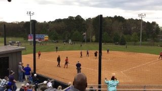 Softball vs Valdosta State