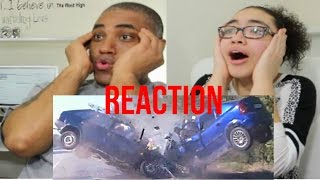 Car Crash Compilation # 63 REACTION FT. My Dad