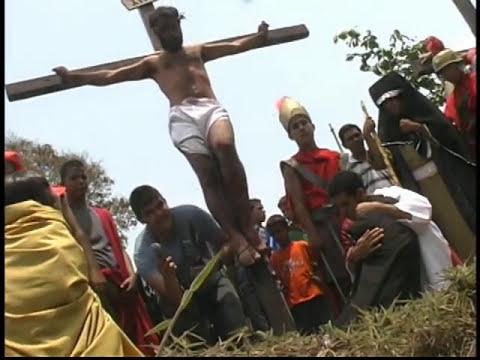 02 Vía Crucis Guayabital (Segunda Parte) Portuguesa - Venezuela