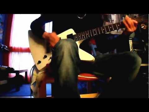 Metallica - Damage inc Cover
