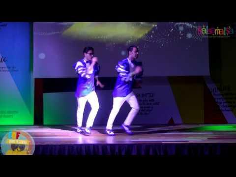 Caballeros Dance Performance | EDF 2017