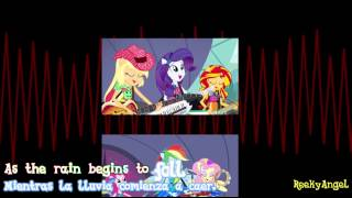 My Little Pony: Rainbow Rocks |Shine Like Rainbows| Subtitulada Ingles Español |720p|