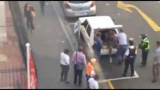 Cape police brutality caught on camera