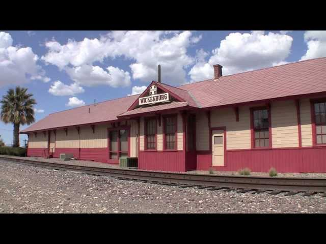 Wickenburg Train Depot
