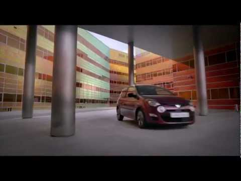 Презентация нового Renault Twingo!