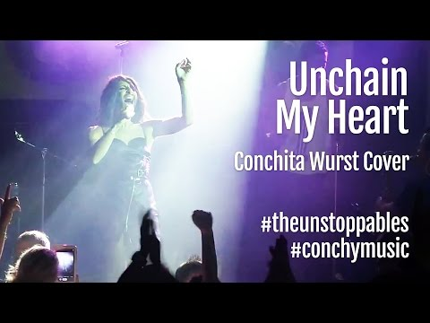 Unchain My Heart – Conchita Wurst Cover – Ray Charles, Joe Cocker – #theunstoppables