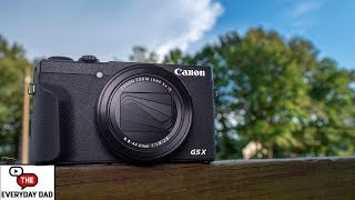 Canon G5X II | Surprisingly Awesome!