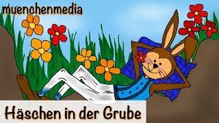 Kinderlieder deutsch - Häschen in der Grube - Osterlied