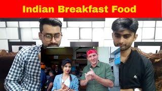 Pakistani Reaction To | India's Best Breakfast Costs 14 Cents! Amazing Punjabi Street Food!
