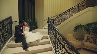 Skirvin Hotel wedding {Oklahoma wedding videographers}