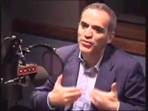 Gary Kasparov: Making Mistakes in Chess