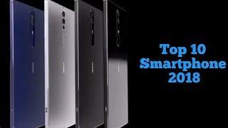 Top 10 Upcoming Smartphone 2018