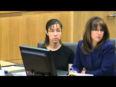 Jodi Arias Penalty Phase - Day 1 - Part 1