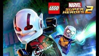 NIVEAU DLC ANT-MAN ET LA GUÊPE !!! (LEGO Marvel Super Heroes 2 Niveau DLC)