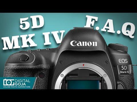 Canon EOS 5D Mark IV Preview