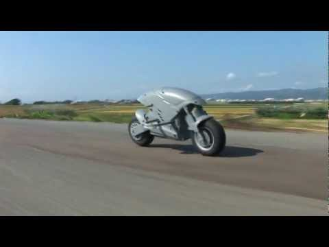 TNT RC Stunt Motorcycle