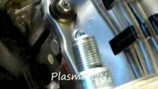 Plasma Booster w/ Oscilator inverter on SUV-1