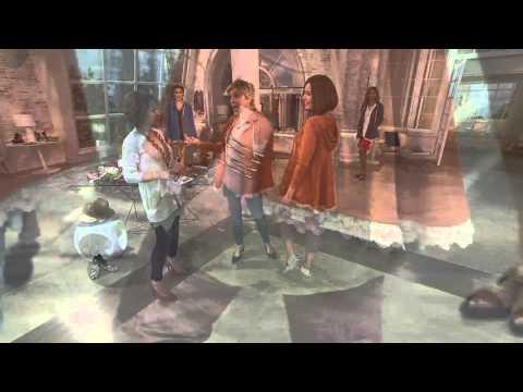 media chiffon hoodie layer tutorial by maya husna