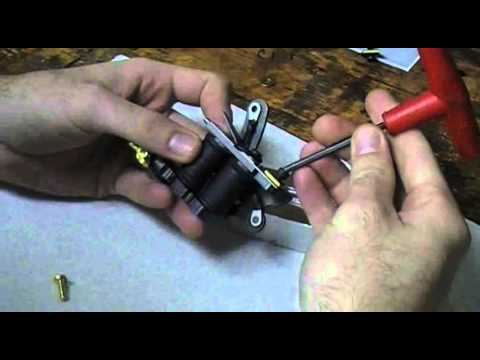 Tattoo Machine Setup Part 1 (Coils Springs Armature Bar)