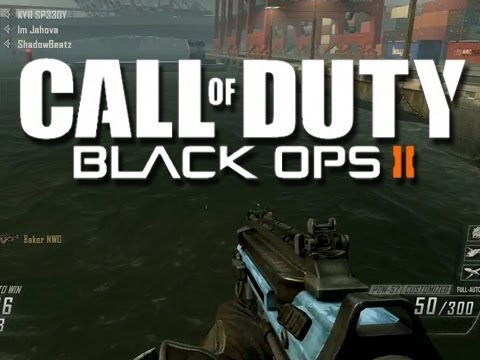 Black Ops 2 Funny Moments Montage #1!  (Gamebreaking Glitch, Fails, and Trolling)