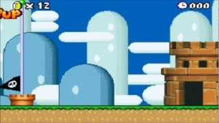 [Hack] [Beta 2] New Super Mario Advance 2; World 1 [1/2]