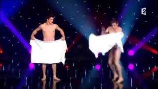 Incredible Talent xxx Towel Dance || Weird Guys on 'France Got Talent' Latest