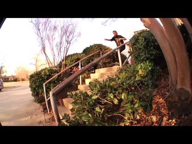 X Games Real Street: Clint Walker