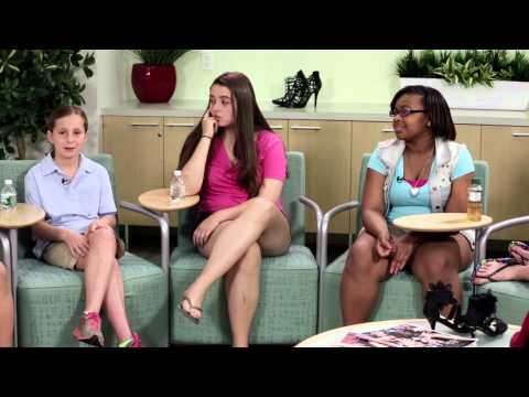 Girls Talk: The Sexualization Of Girls video