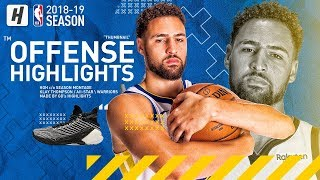 Klay Thompson to Re-Sign with Warriors! BEST Highlights & Moments from 2018-19 NBA Season!