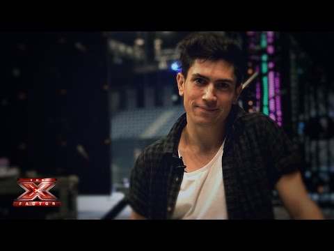 Luke Franks Meets the Judges - The X Factor UK 2014