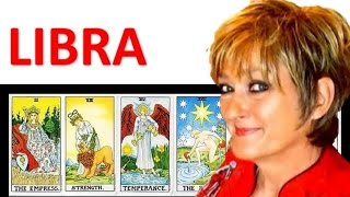 LIBRA 2016 PREDICTION - PSYCHIC TAROT READING with Karen Lustrup