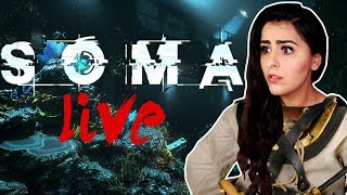 SOMA BLIND PLAYTHROUGH | LIVE