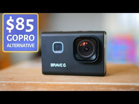 Akaso Brave 6 4K Action Camera: Good, but not too impressive! (review & test)