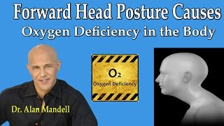 Forward Head Posture Causes Oxygen Deficiency in the Body (Slows Down Healing)  - Dr Mandell