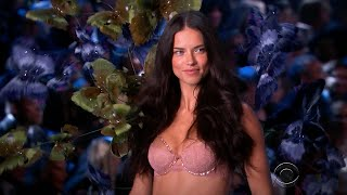 Adriana Lima Victoria's Secret Runway Walk Compilation 2003-2015 HD