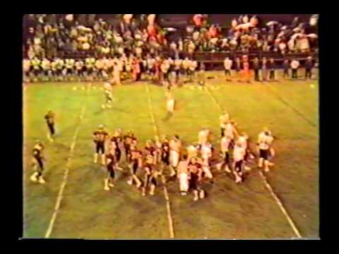 Vinita High School VHS Hornets vs Wagoner - 1988