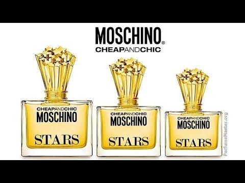Moschino – Cheap and Chic Stars Perfume