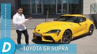 Toyota Supra 2019: ¡lo conducimos en circuito! | Review en español | Diariomotor