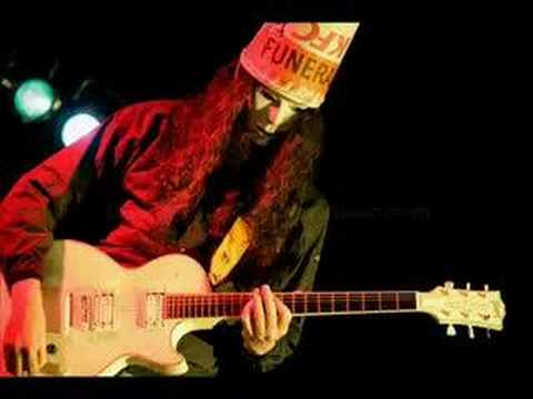 My Tribute To BucketHead (Asylum of Glass)