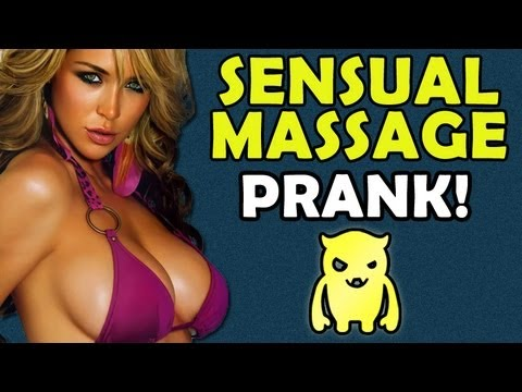 Hillbilly Sensual Massage Prank (ft. Billy) - Ownage Pranks
