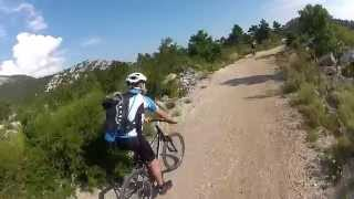 Bike - Velebit, Vaganski vrh, 24.07.14.