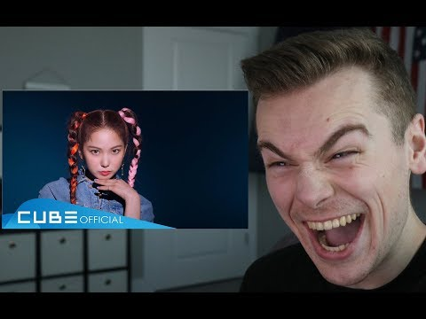 STAY WHIPPED (CLC(씨엘씨) - 'Devil' Official Music Video Reaction)