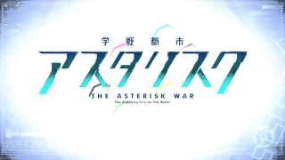 Gakusen Toshi Asterisk ENDING - Waiting for the rain [MUSIC]