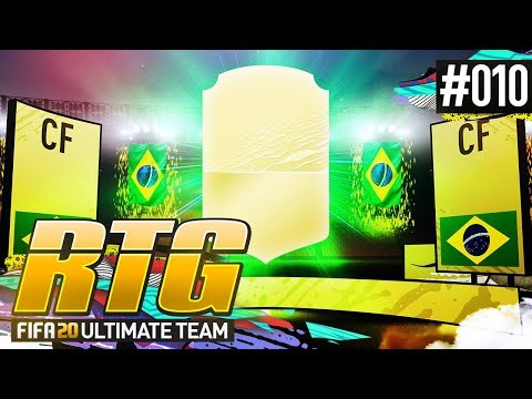 MY AMAZING PACK STREAK CONTINUES! - #FIFA20 Road to Glory! #10 Ultimate Team