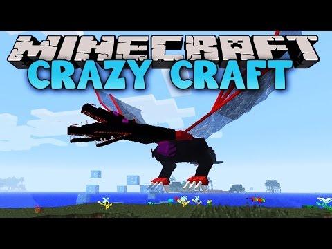 Minecraft Mods - CRAZY CRAFT 2.0 - Ep # 161 'THE QUEEN UPDATE'!
